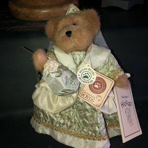 Boyd's bear princess